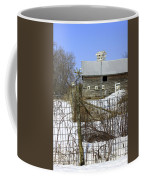 Premium Bird House View Coffee Mug