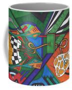 Angry Paincreas Coffee Mug