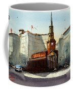 Presbyterian Church, Ny Avenue Washington Dc Coffee Mug