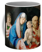 Presentation Of Christ In The Temple Coffee Mug