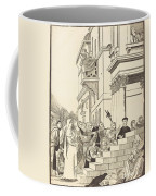 Presentation Of The Virgin In The Temple [center Plate] Coffee Mug