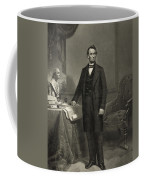 President Abraham Lincoln Coffee Mug