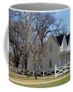President Dewight Eisenhower Birthplace Coffee Mug