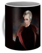 President Jackson Coffee Mug