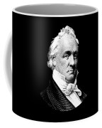President James Buchanan Graphic Coffee Mug