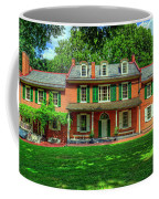 President James Buchanan's Wheatland Coffee Mug
