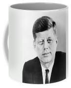 President John F. Kennedy Coffee Mug by War Is Hell Store