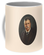 President Theodore Roosevelt - Rough Rider, Governor And President Coffee Mug