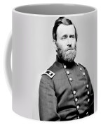 President Ulysses S Grant In Uniform Coffee Mug by International  Images