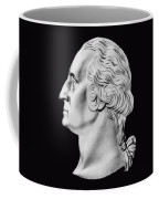 President Washington Bust  Coffee Mug