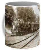 President William Mckinleys Presidential Locomotive No. 1456  May 1901 Coffee Mug