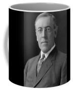 President Woodrow Wilson Coffee Mug