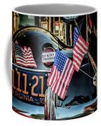 Presidential Car Coffee Mug