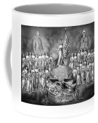 Presidents Washington And Jackson Coffee Mug