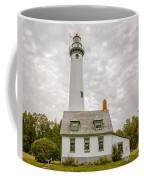 Presque Isle Lighthouse  - Lake Huron, Lower Peninsula, Mi Coffee Mug