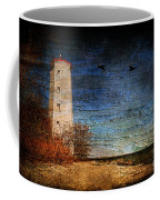 Presquile Lighthouse Coffee Mug