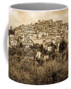 Pretoro - Landscape In Sepia Tones  Coffee Mug