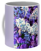 Pretty Cluster Coffee Mug
