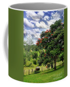 Pretty Countryside Coffee Mug