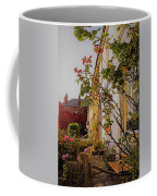 Pretty English Cottage  Coffee Mug