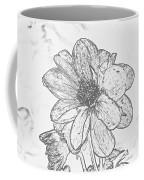 Pretty Flower Coffee Mug