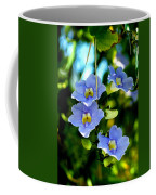Pretty In Blue Coffee Mug