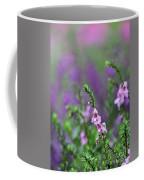 Pretty In Pink N Purple Coffee Mug