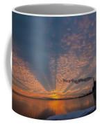 Pretty Industrial Sunrise Coffee Mug