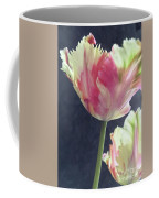 Pretty Parrot Tulip 2 Coffee Mug
