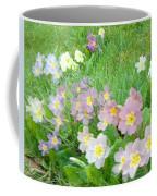 Pretty Primulas 1008 Coffee Mug