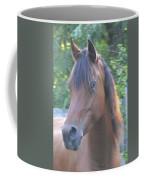Pretty Profile Coffee Mug