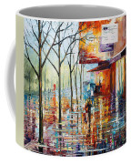 Pretty Rain Coffee Mug