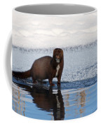 Pretty Reflecting Mink Coffee Mug