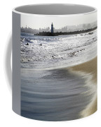 Pretty Sand Coffee Mug