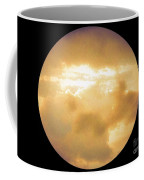Pretty Storm Clouds With Sun Shine Coffee Mug