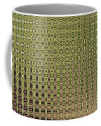 Prickly Pear Abstract # 5271wt Coffee Mug