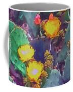 Prickly Pear Cactus 2 Coffee Mug