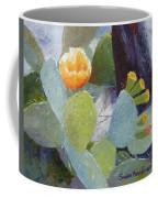 Prickly Pear In Bloom Coffee Mug