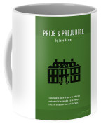 Pride And Prejudice Greatest Books Ever Series 016 Coffee Mug