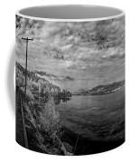 Priest River Panorama 2 Coffee Mug