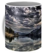 Priest River Panorama 3 Coffee Mug