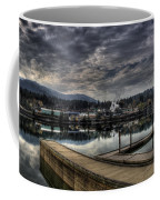 Priest River Panorama 7 Coffee Mug