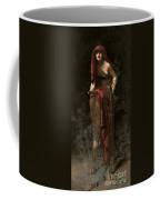 Priestess Of Delphi Coffee Mug