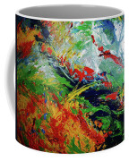 Primary Abstract I Detail 3 Coffee Mug