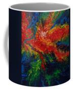 Primary Abstract II Detail 2 Coffee Mug