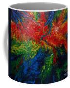 Primary Abstract II Coffee Mug