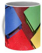 Primary Chairs Coffee Mug