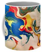 Primary Splash Coffee Mug