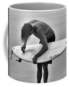 Priming The Board  Coffee Mug