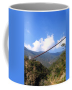 Primitive Suspension Bridge Coffee Mug